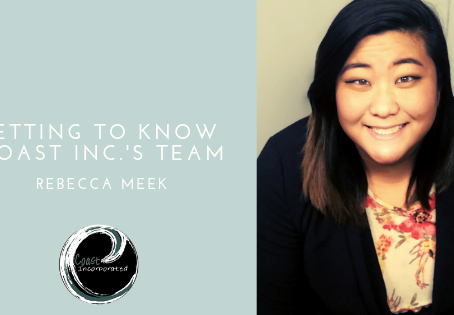 Getting To Know Coast Inc.'s Team: Rebecca Meek