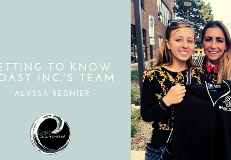 Getting To Know Coast Inc.'s Team: Alyssa Regnier