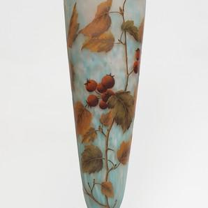 "Vase ""DAUM à Nancy"""