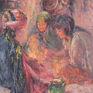 Edouard VERSCHAFFELT (1874-1955)