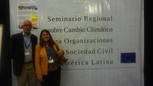 Seminario Regional sobre cambio Climático para Organizaciones de la Sociedad Civil