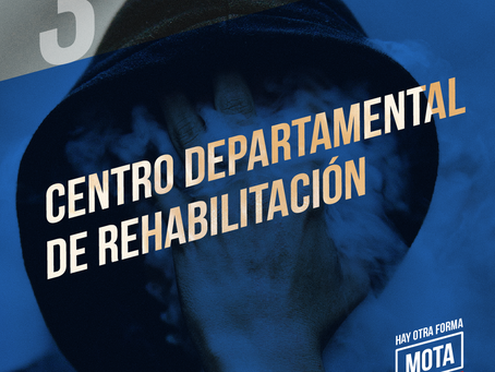 Centro Departamental de rehabilitación