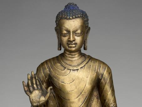 Buddhist art: a modern approach to an ancient wisdom