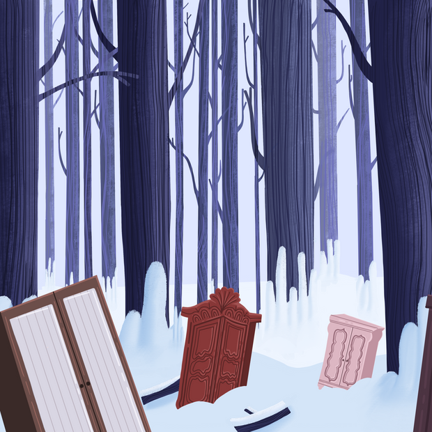 Return to Narnia BG