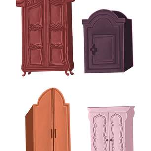 Return to Narnia Wardrobes