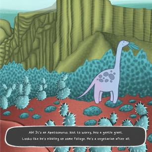 Gentle Giant (Apatosaurus)
