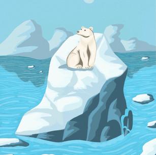 Wildlife in Crisis (Polar Bear)