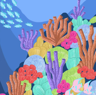 Wildlife in Crisis (Coral)