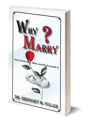 Book: Why Marry
