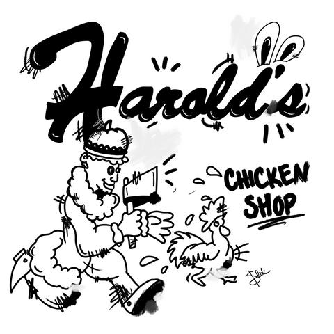Harold's Chicken Shack / 2019
