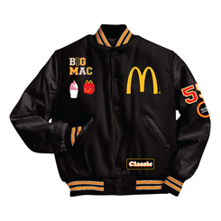 McDelivery Apparel Design / 2018