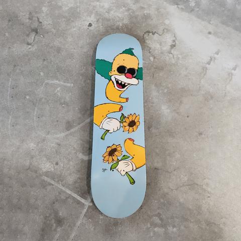 Krusty Skateboard / 2018