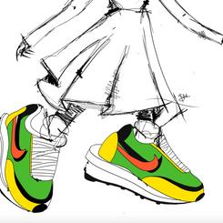 Nike Sacai / 2019