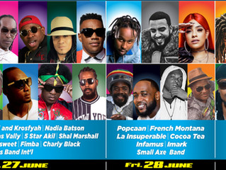 VIP Connected Entertainment --- St. Kitts Music Festival 2019 Recap