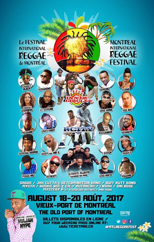 Montreal Reggae Festival