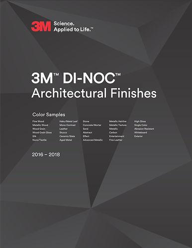 3M DI-NOC VINYL INTERIOR DESIGN