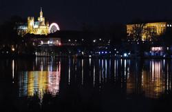 Metz et le port de plaisance