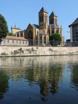 Basilique St Vincent