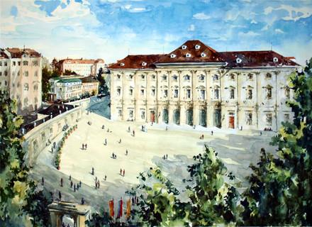 The Liechtenstein GARDEN PALACE