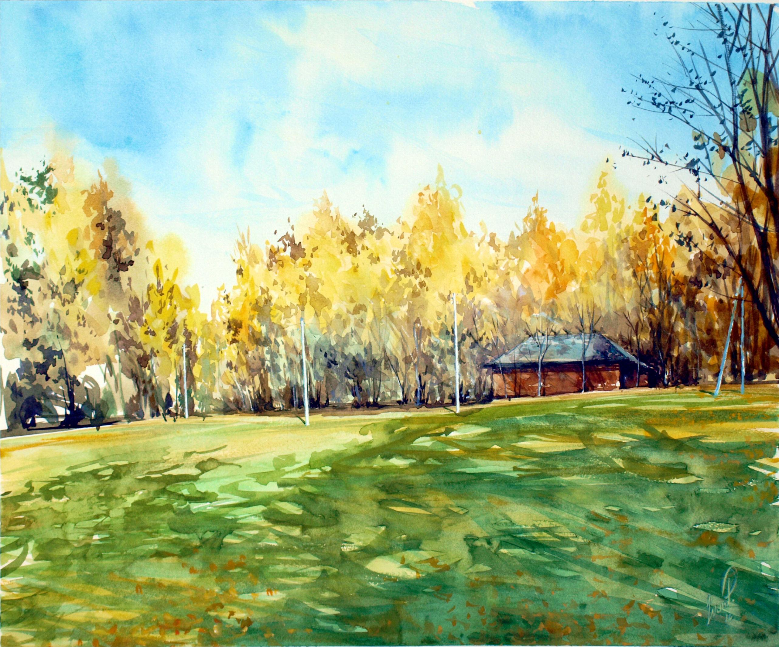 Autumn Bitza/Осень в Битце