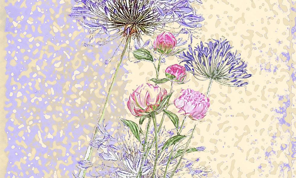 FineArtPrint  Collection Flower