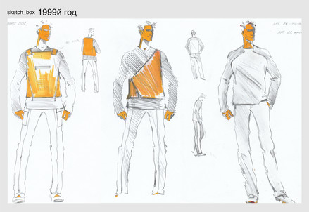 Sketch box & ready wear_Inspiration work_1999-2016