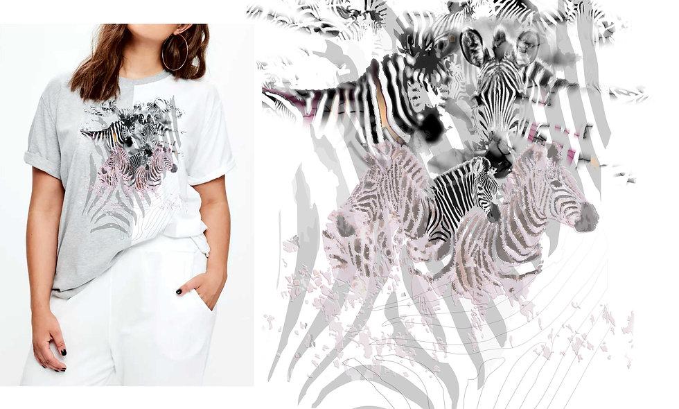 T-shirt ArtPrint collection