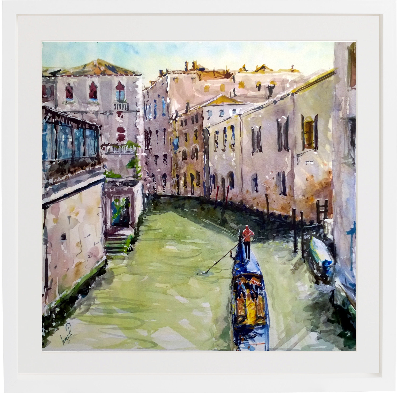 Venice etude