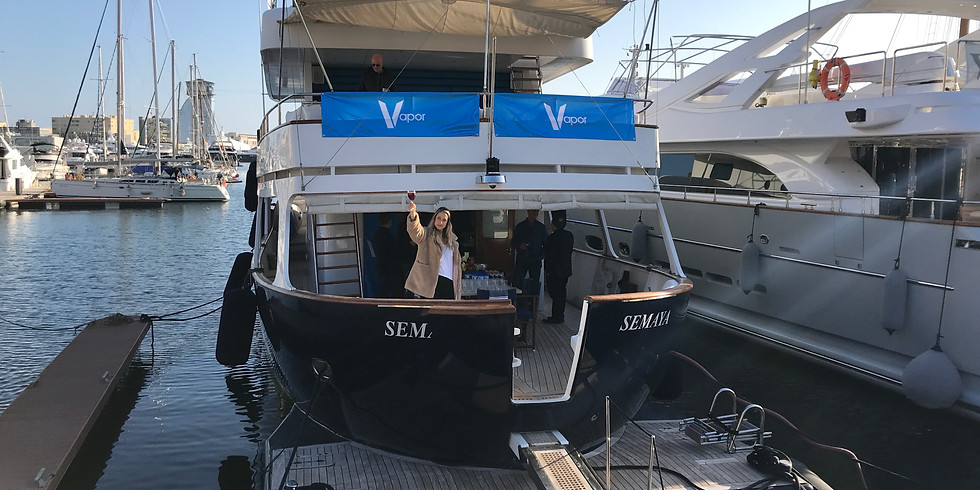 VIP Yacht Event - MWC'20