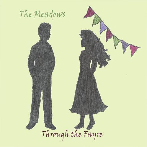 'Through the Fayre' E.P. (CD)