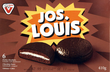 Jos. Louis - A tale of star-crossed lovers.