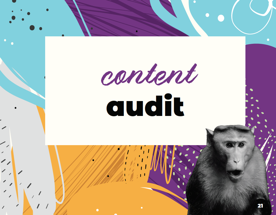 content audit cover