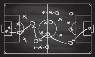 football-soccer-game-strategy-plan-black