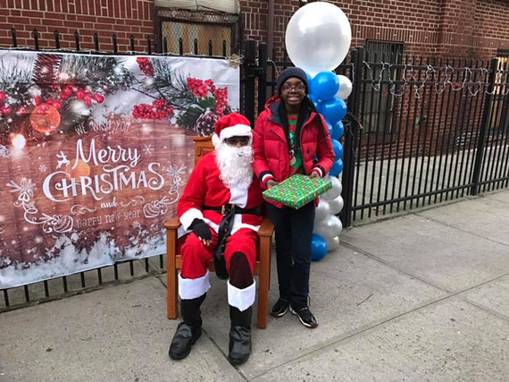 Winter Wonderland Community Outreach