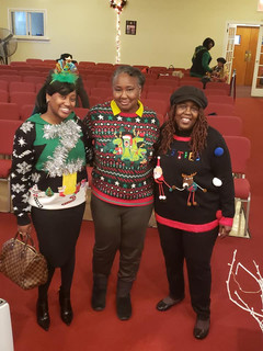 Ugly Sweater Fellowship