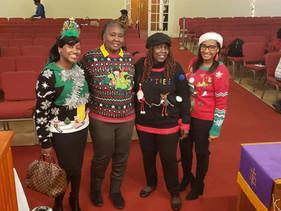 Ugly Christmas Sweater Fellowship