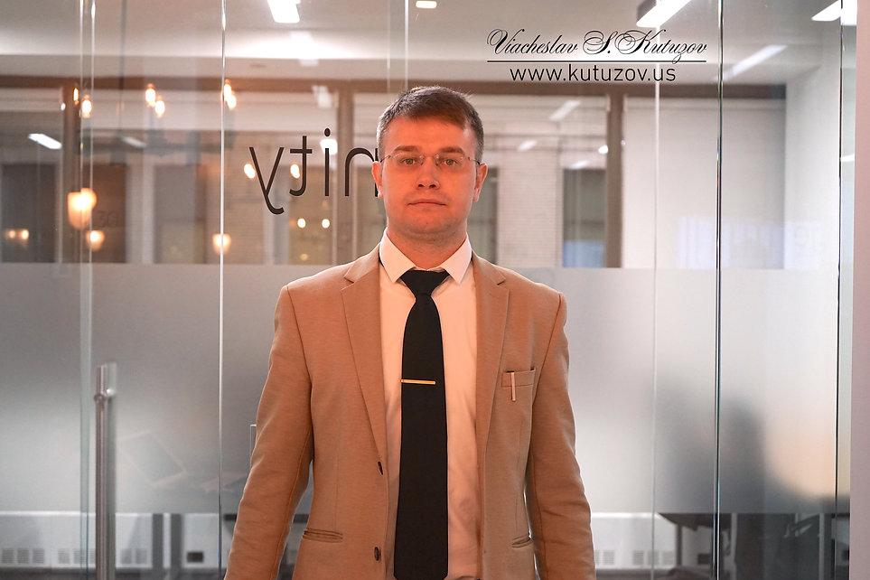 Вячеслав Кутузов, Viacheslav Kutuzov