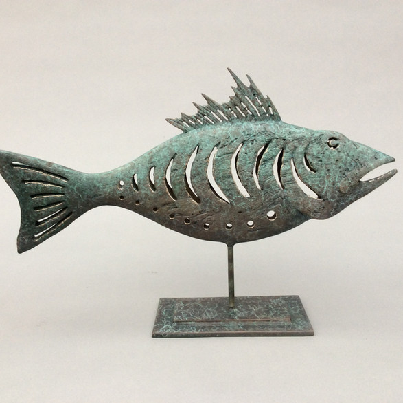 Primitive Fish by Stephen Henderson
