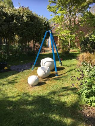 Marble Sphere restoration.JPG