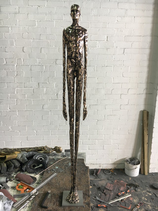 Polished finish Sculpture by John O Conn