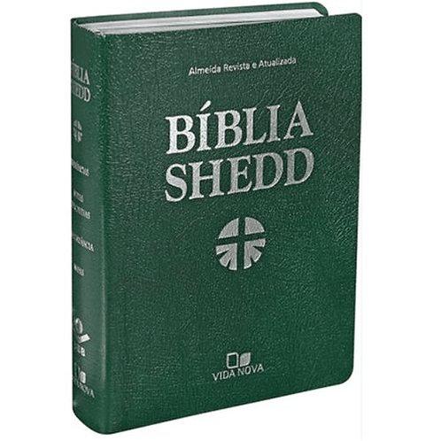 Bíblia Shedd - Covertex Verde