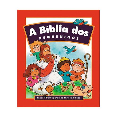 A Bíblia dos Pequeninos: Lendo e Participando da História Bíblica