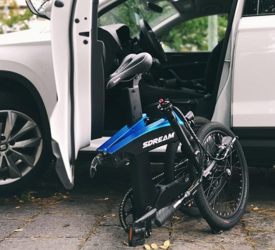 Compact & Foldable Ebike