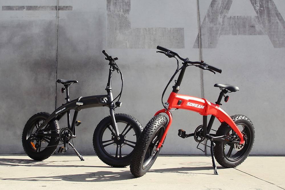All-terrain Adventures Electric Bike