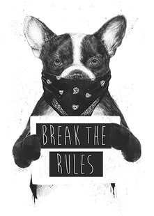 Rebel dog