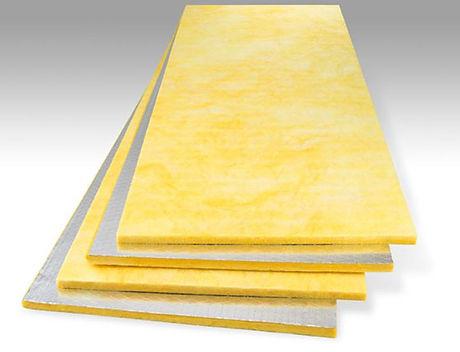 Fiberglass board insulation.JPG