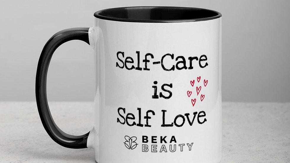Self Care is Self Love Mug