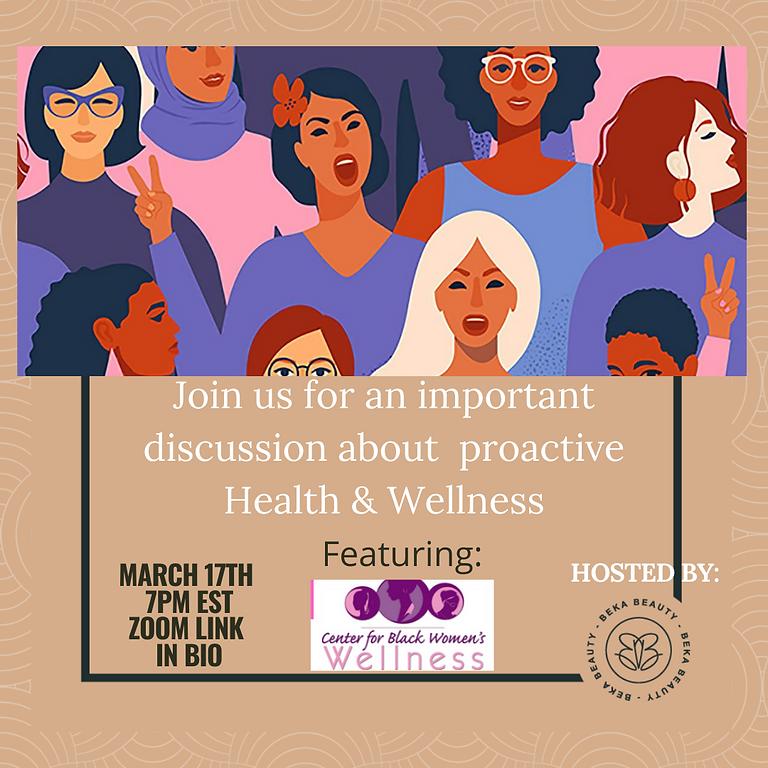 Women's Month Panel