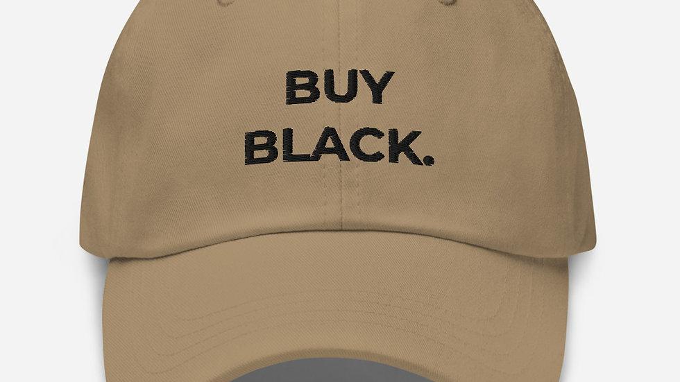 BUY BLACK Dad hat