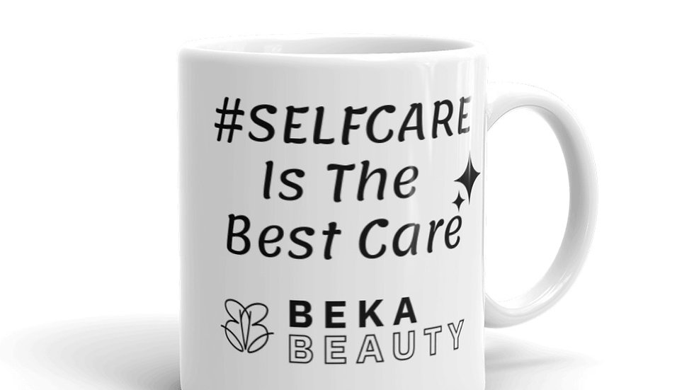 #SelfCare Is The Best Care Mug